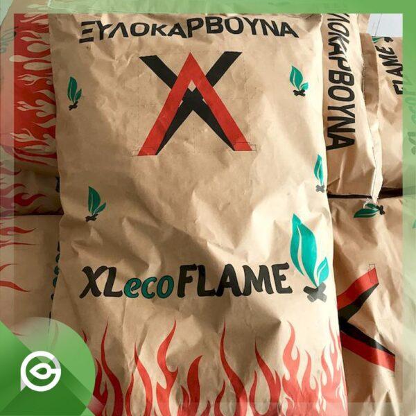 ξυλοκάρβουνα xlecoflame