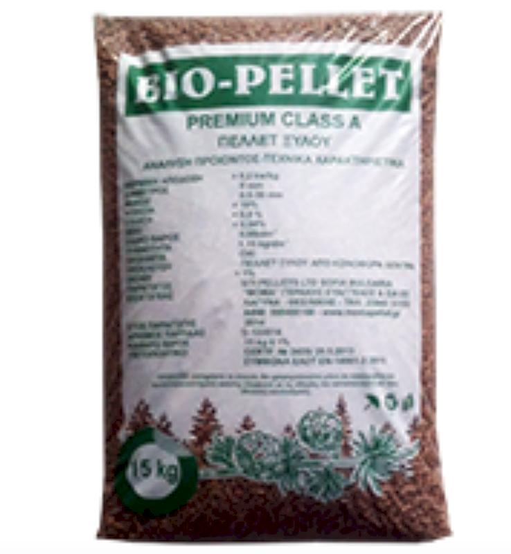 Πέλλετ Bio-pellet