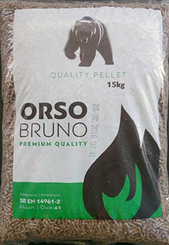 Πέλλετ Orso-Bruno