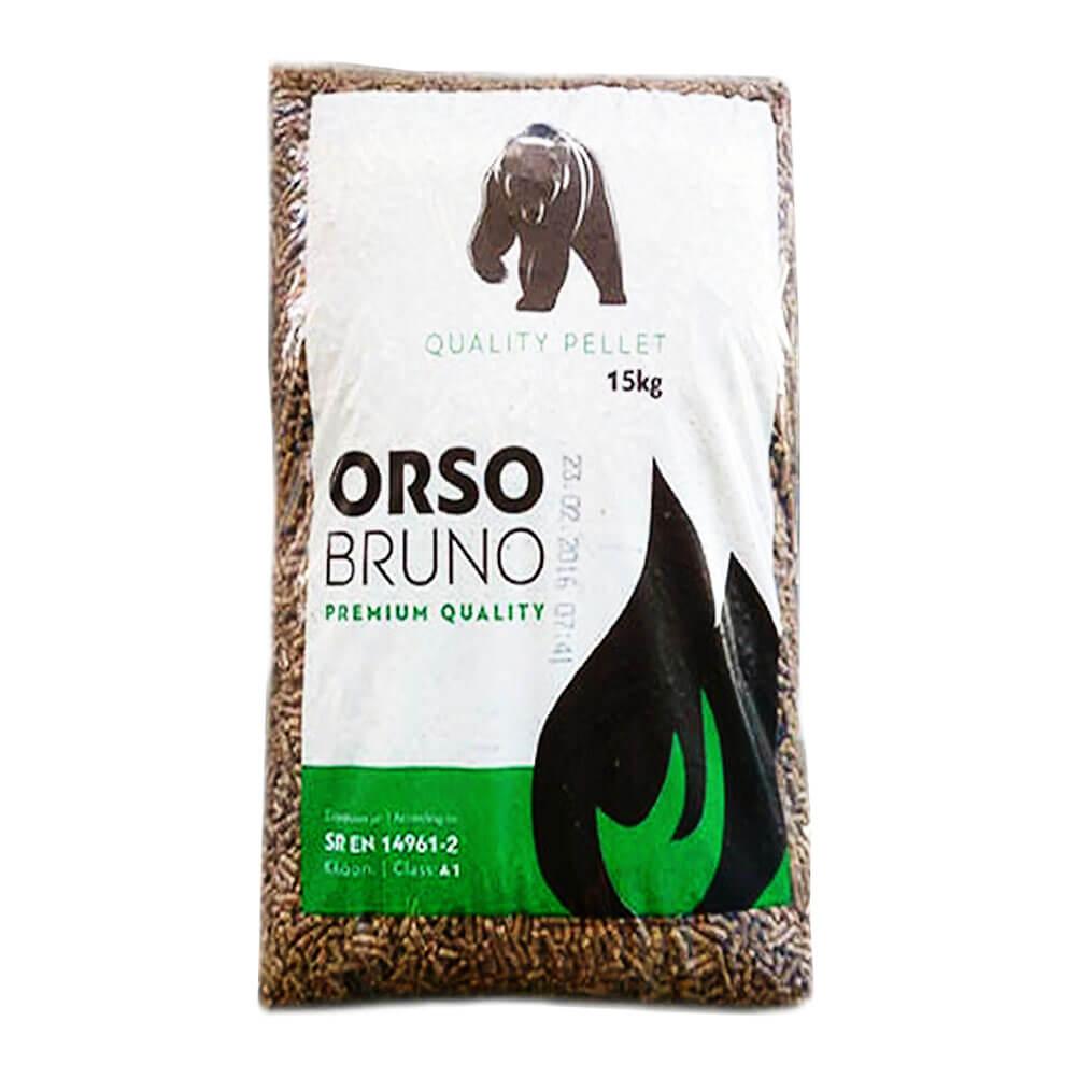 Pellet Orso Bruno
