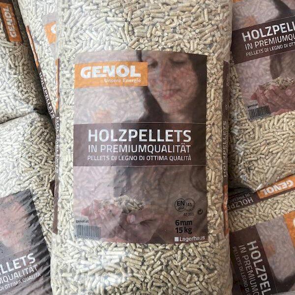 Πέλλετ Genol